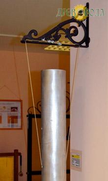 Новый инструмент выставочного зала «Колокола Руси»